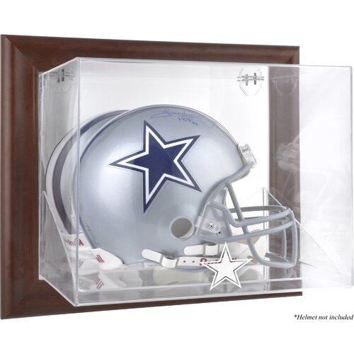 Mounted Memories NFL Wall Mounted Logo Helmet Case