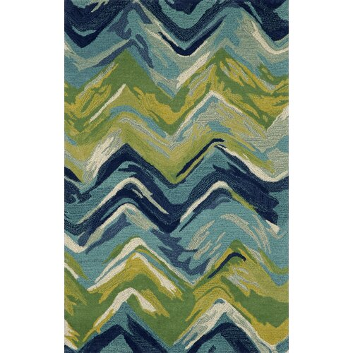 Tivoli Chevron Playa Rug