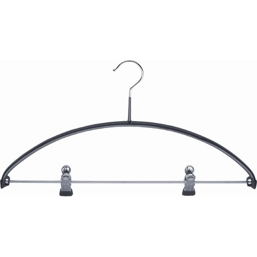 Mawa Economic 40/PK Hangers in Black (Pack of 12)