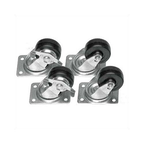 "Raxxess CASTER-CM/3IN - set of four 3"" casters"