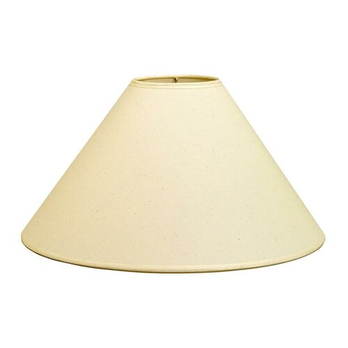 Deran Lamp Shades 21 Hard Back Linen Empire Lamp Shade