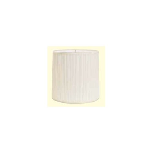 "Deran Lamp Shades 15"" Mushroom Pleat Drum Shade"