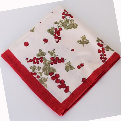 Couleur Nature Gooseberry Napkin (Set of 6)