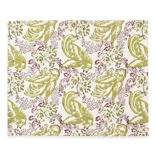 Couleur Nature Bakit Bird Placemat