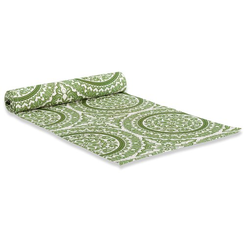 Couleur Nature Medallion Table Runner