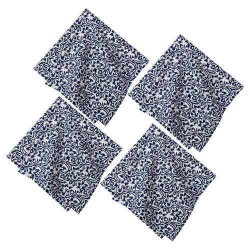 Couleur Nature Scroll Napkin (Set of 4)