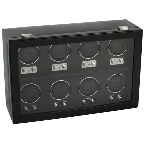 WOLF Heritage Module 2.1 8 Piece Watch Box