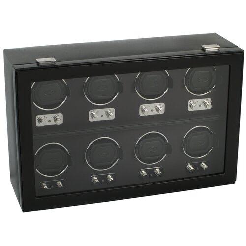 WOLF Heritage Module 2.1 8 Piece Watch Box
