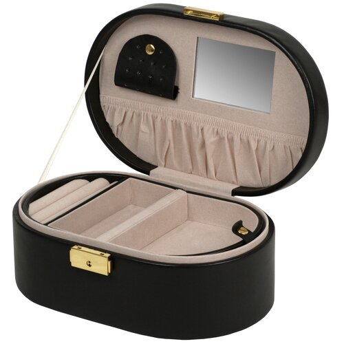 WOLF Heritage Chelsea Oval Travel Case