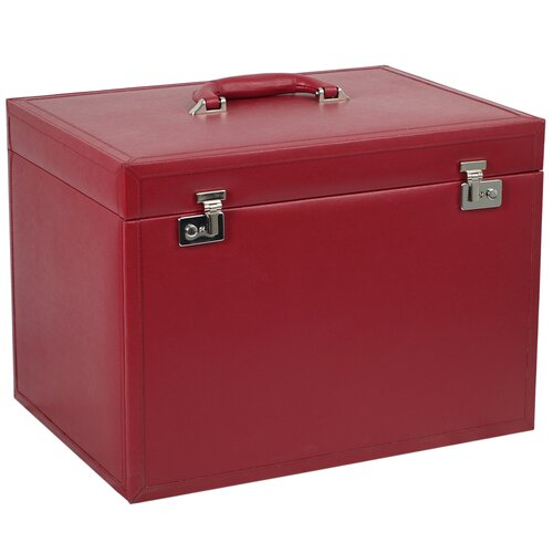 Queens Court Jewelry Box