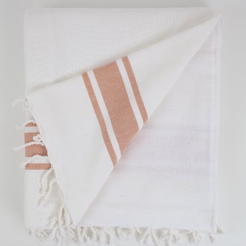 Ayrika Ocean Terry Fouta Bath Towel