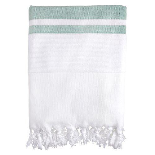 Nine Space Soft Terry Fouta Bath Towel