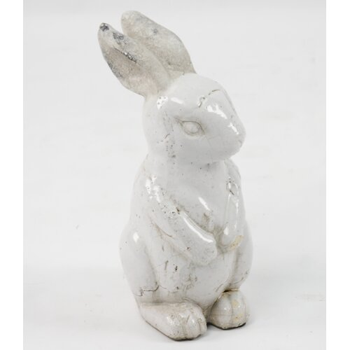 Zentique Inc. Large Rabbit Figurine