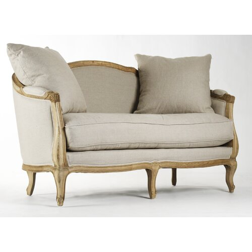 Zentique Inc. Maison Settee  Loveseat