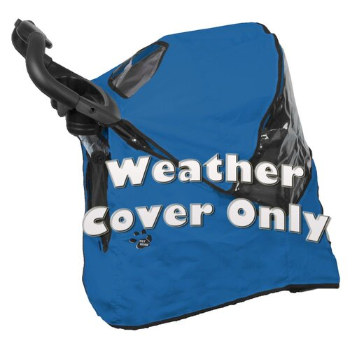 Pet Gear Pet Stroller Weather Cover for Happy Trails