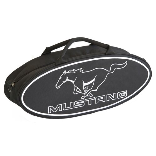 "Go Boxes LLC 25"" Mustang Oval Shaped Canvas Bag"