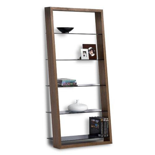 "BDI Eileen Leaning 74"" Bookcase"