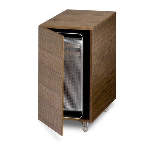 """BDI Sequel 25.5"""" H x 13"""" W Desk Mobile CPU Cabinet"""