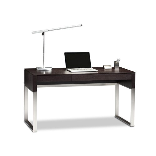 BDI Cascadia Computer Desk with Keyboard Tray