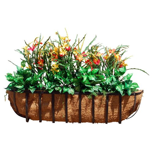 Griffith Creek Designs Newport Rectangular Window Box Planter