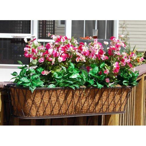 Barrington Rectangular Window Box Planter