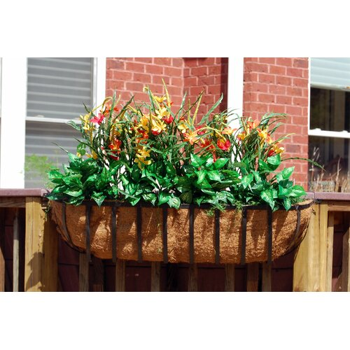 Newport Rectangular Window Box Planter