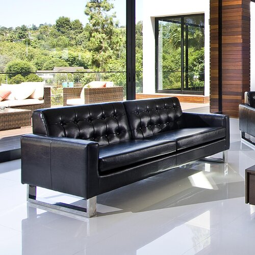 Nolan Leather Sofa