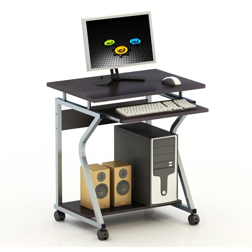 Compact Design Laptop Computer Desk