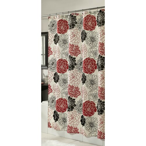 Mstyle Pop Art Microfiber Garden Shower Curtain Amp Reviews