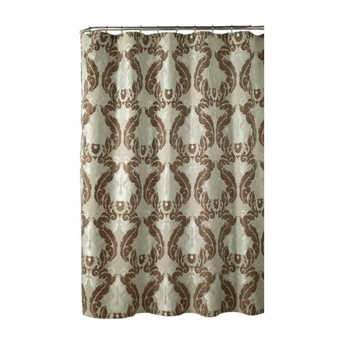 Baroque Poly Shower Curtain