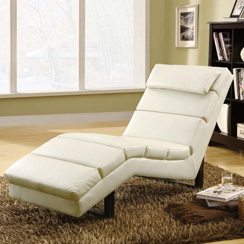 Monarch Specialties Inc. Chaise Lounge