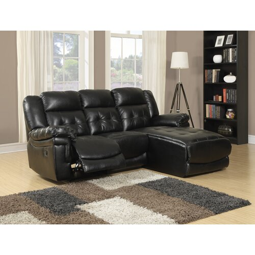 Monarch Specialties Inc.  Reclining Sofa