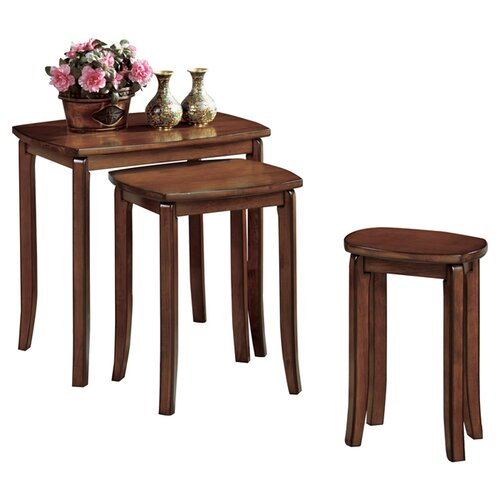 Monarch Specialties Inc. 3 Piece Nesting Tables