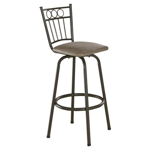 "Monarch Specialties Inc. 29"" Swivel Bar Stool"