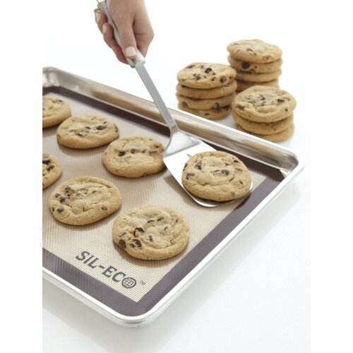 "Sil-Eco Perforated 13"" Baking Pan"