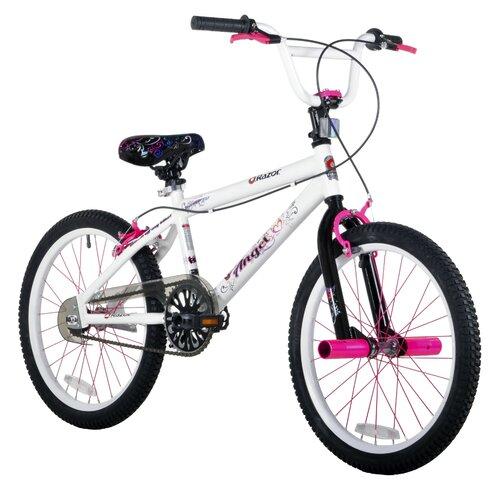 "Razor Girl's 20"" Razor Angel BMX Bike"