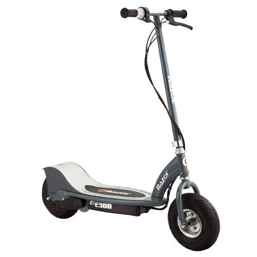 Razor E300 Electric Scooter Gray