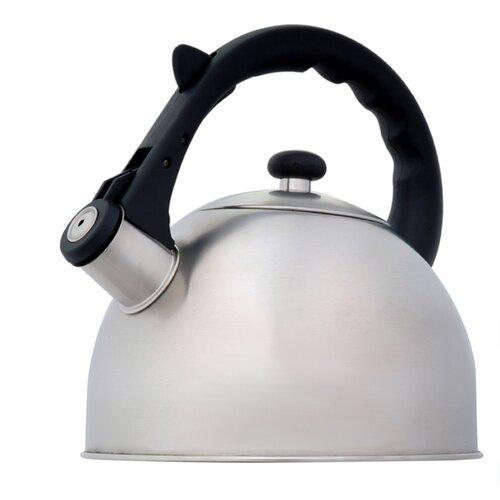 Creative Home Satin Splendor 2.8-qt. Whistle Tea Kettle