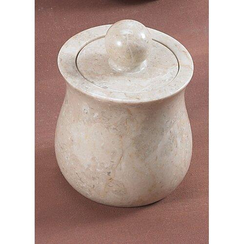 Vase Cotton Ball Holder