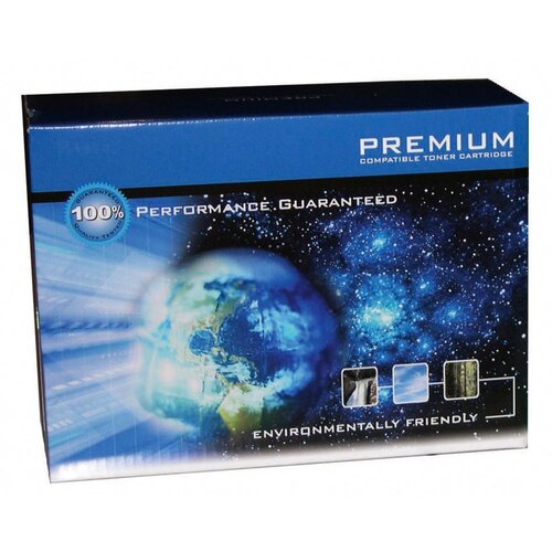 Premium Compatible Toner Cartridge, 15000 Page Yield, Black