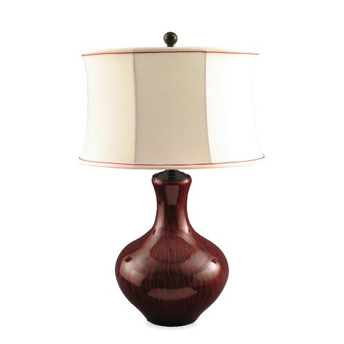 Lighting Enterprises Table Lamp with Sewn Shade