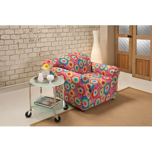 Madison Home Stretch Jersey Club Chair Slipcover