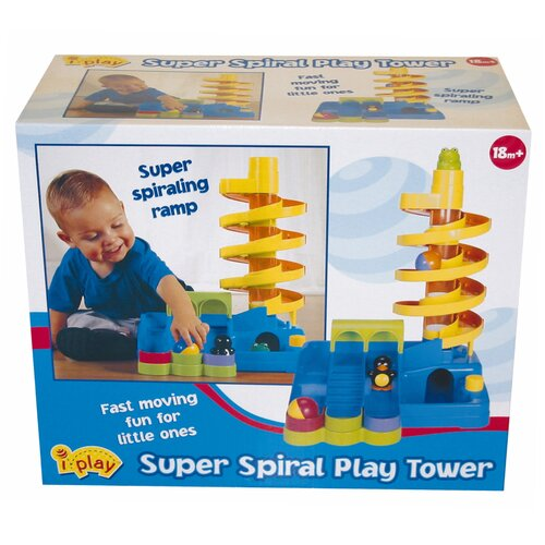 Kidoozie Kidoozie Super Spiral Play Tower