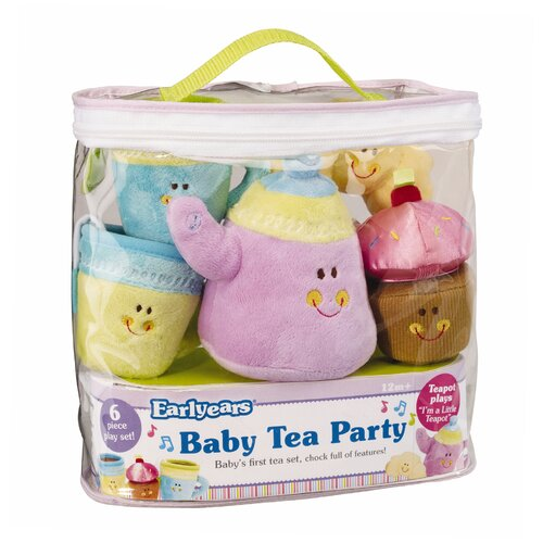 Early Years Baby Tea Party