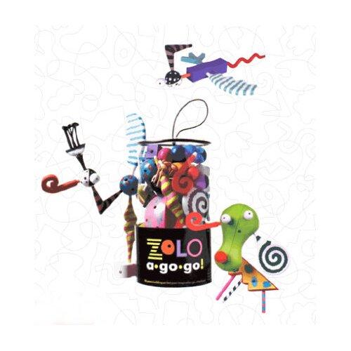 48 Piece A-Go-Go Play Sculpture Set