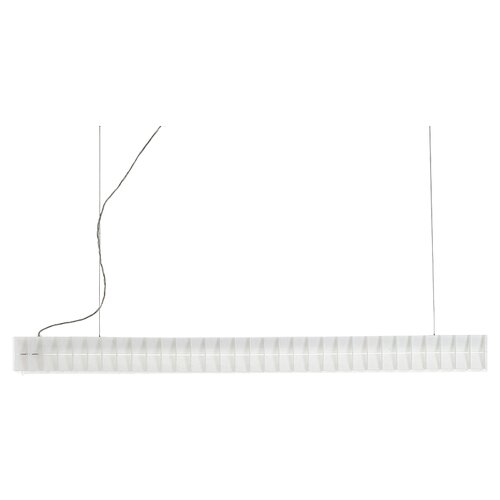 Rotaliana Lisca H3 Suspension Lamp in White