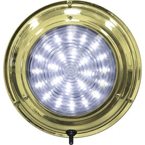 "Unified Marine 7"" LED Dome Light"