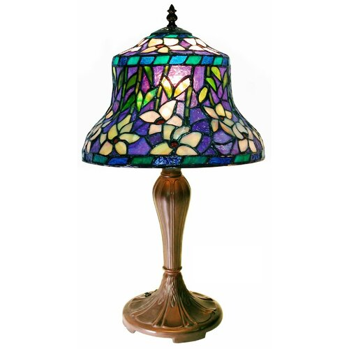 "Warehouse of Tiffany 20"" H Table Lamp"