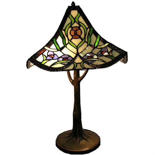 Warehouse of Tiffany Roma Table Lamp