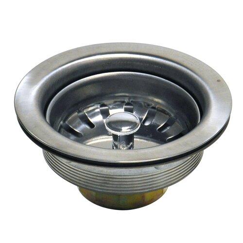 Stainless Kitchen Sink Strainer